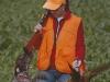 Danuta Szalony hunter and general manager of Kefalonia Game farm