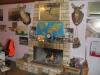 Kefalonia Game Farm Fireplace