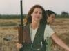 Lorein Sclavounos  Owner and hunter herself