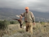 Nick Sclavounos in pheasant hunting