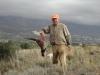 Ο Νίκος Σκλαβούνος σε κυνήγι φασιανού
